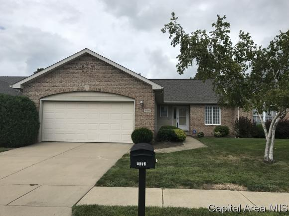 4027 Marryat Dr, Springfield, IL 62711 (MLS #185379) :: Killebrew & Co Real Estate Team