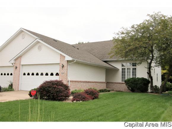 3942 Brandonshire Dr, Springfield, IL 62704 (MLS #185398) :: Killebrew & Co Real Estate Team