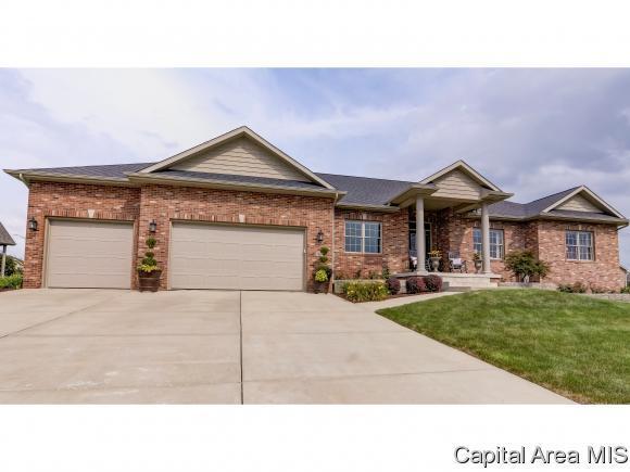 2604 Old Bachelor Trl, Springfield, IL 62711 (MLS #185404) :: Killebrew & Co Real Estate Team
