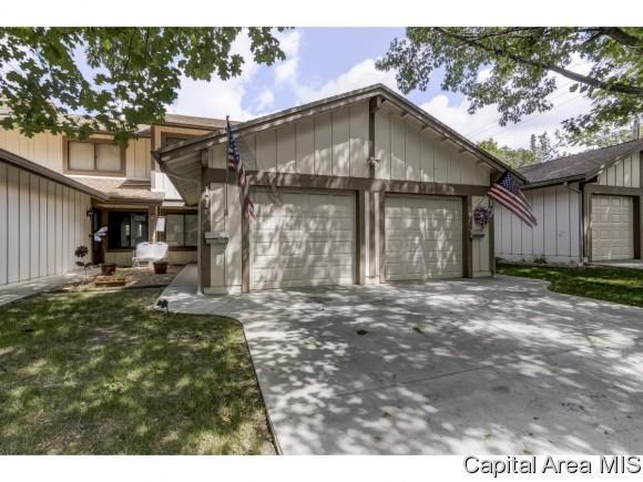 11 Whisperglen Ln, Springfield, IL 62704 (MLS #185431) :: Killebrew & Co Real Estate Team