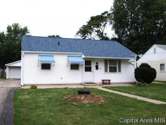 1463 Conger St, Galesburg, IL 61401 (MLS #185435) :: Killebrew & Co Real Estate Team