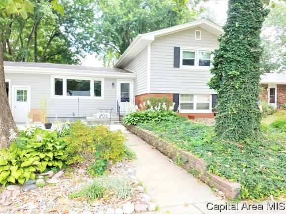 208 S 4th Street, Riverton, IL 62561 (MLS #185436) :: Killebrew & Co Real Estate Team