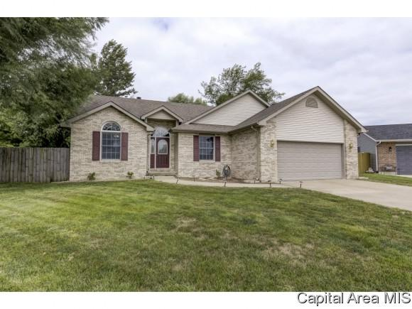 5117 Johanne Ct, Springfield, IL 62711 (MLS #185495) :: Killebrew & Co Real Estate Team