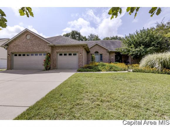 3916 Surry Place Ln, Springfield, IL 62711 (MLS #185518) :: Killebrew & Co Real Estate Team