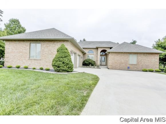3116 Ironlake Circle, Springfield, IL 62711 (MLS #185577) :: Killebrew & Co Real Estate Team