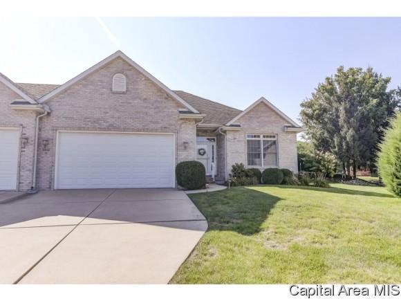 2312 Winners Circle, Springfield, IL 62702 (MLS #185608) :: Killebrew & Co Real Estate Team