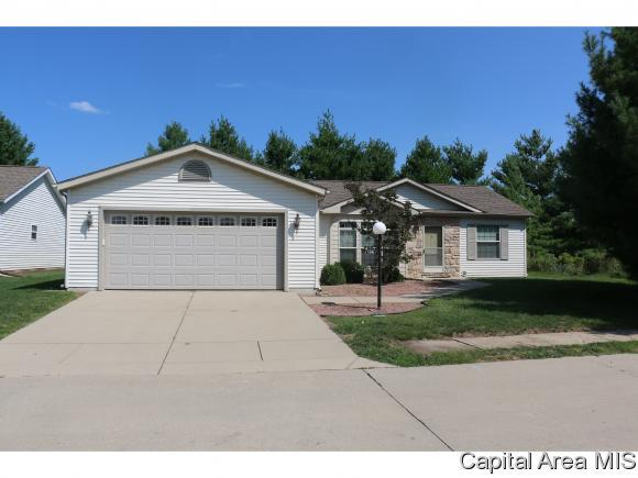 2800 Via Rosso #196, Springfield, IL 62703 (MLS #185610) :: Killebrew & Co Real Estate Team
