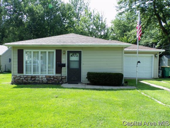 1232 S Kellogg St., Galesburg, IL 61401 (MLS #185643) :: Killebrew & Co Real Estate Team