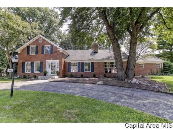150 Oakmont, Springfield, IL 62704 (MLS #185648) :: Killebrew & Co Real Estate Team