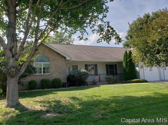 224 Oakwood Ln, Williamsville, IL 62693 (MLS #185659) :: Killebrew & Co Real Estate Team