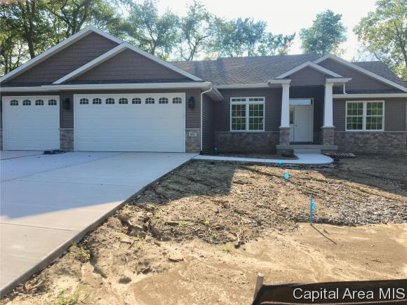 501 Rock River Rd., Springfield, IL 62711 (MLS #185682) :: Killebrew & Co Real Estate Team