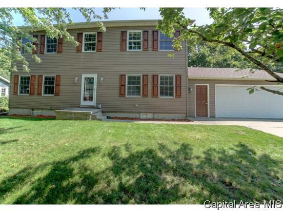 102 Price Pl, Williamsville, IL 62693 (MLS #185705) :: Killebrew & Co Real Estate Team