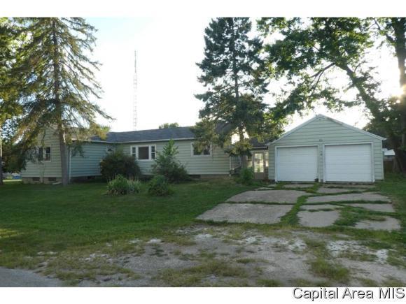 421 S Monroe St, Lincoln, IL 62656 (MLS #185724) :: Killebrew & Co Real Estate Team