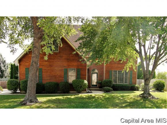 6504 Willow Springs Rd, Springfield, IL 62712 (MLS #185778) :: Killebrew & Co Real Estate Team