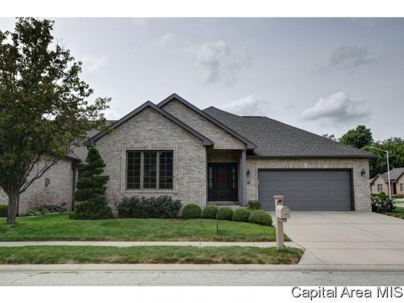 2401 Interlacken Road, Springfield, IL 62704 (MLS #185780) :: Killebrew & Co Real Estate Team