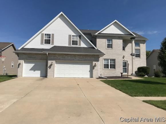 325 Podres, Chatham, IL 62629 (MLS #185816) :: Killebrew & Co Real Estate Team