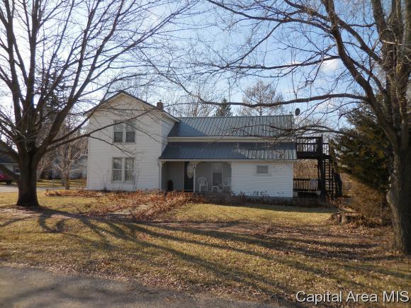 54 East Street, St. Augustine, IL 61474 (MLS #185839) :: Killebrew & Co Real Estate Team