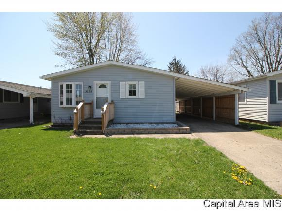 3024 Shadowfax Dr, Springfield, IL 62707 (MLS #185842) :: Killebrew & Co Real Estate Team