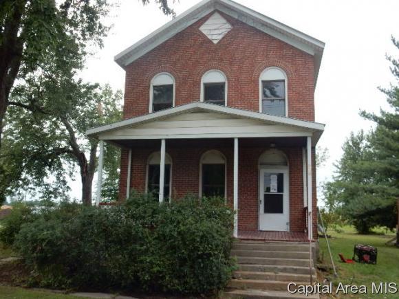 614 N Washington St, Bunker Hill, IL 62014 (MLS #185846) :: Killebrew & Co Real Estate Team