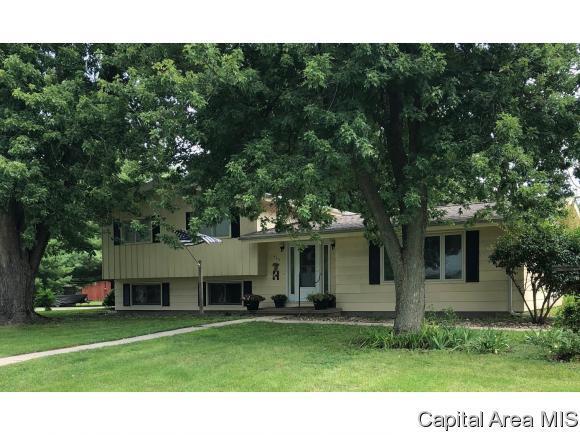 405 S. S. Saratoga, Ashland, IL 62612 (MLS #185863) :: Killebrew & Co Real Estate Team