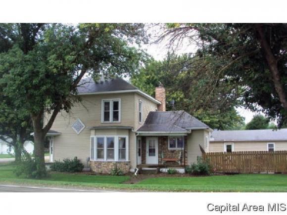 101 W F St, Alpha, IL 61413 (MLS #185892) :: Killebrew & Co Real Estate Team