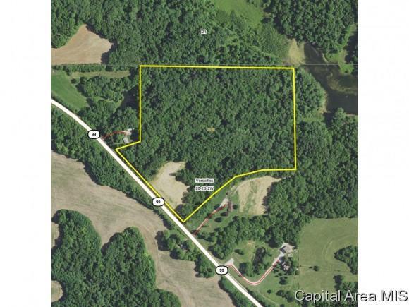 172 (36 Acres) 1425E, Versailles, IL 62378 (MLS #185897) :: Killebrew & Co Real Estate Team