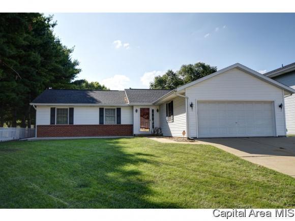 6217 Hayley Ct, Springfield, IL 62712 (MLS #185909) :: Killebrew & Co Real Estate Team