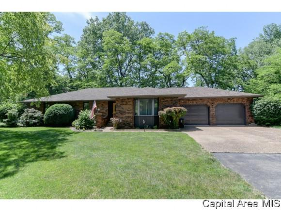 #20 Wildwood Rd., Springfield, IL 62704 (MLS #185935) :: Killebrew & Co Real Estate Team