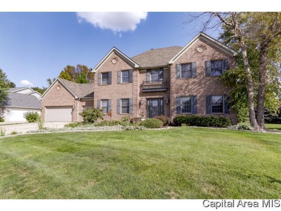 5012 Wildcat Run, Springfield, IL 62711 (MLS #185943) :: Killebrew & Co Real Estate Team