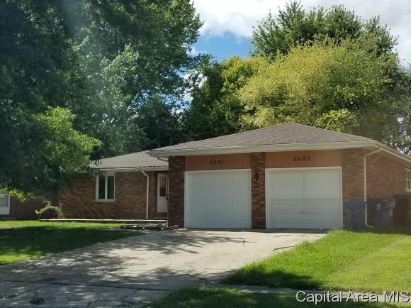2600-2602 Delaware Dr, Springfield, IL 62702 (MLS #185983) :: Killebrew & Co Real Estate Team