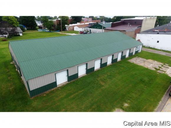 121 E Beardstown Street, Virginia, IL 62691 (MLS #186036) :: Killebrew & Co Real Estate Team