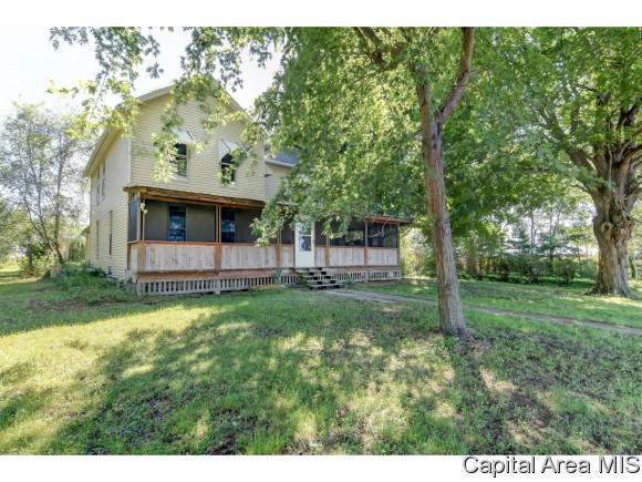 4758 Sturdy Rd, Rochester, IL 62563 (MLS #186053) :: Killebrew & Co Real Estate Team