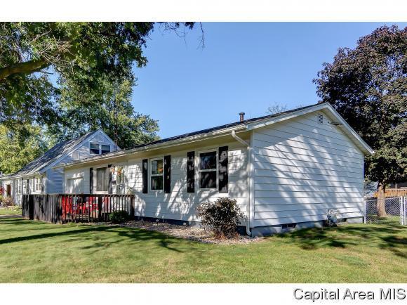 14 Buckingham Rd, Chatham, IL 62629 (MLS #186114) :: Killebrew & Co Real Estate Team