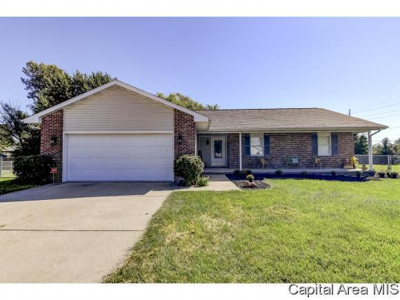 6516 Christine Ct, Springfield, IL 62712 (MLS #186149) :: Killebrew & Co Real Estate Team