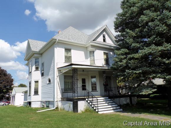 609 W Monmouth St., Abingdon, IL 61410 (MLS #186172) :: Killebrew & Co Real Estate Team