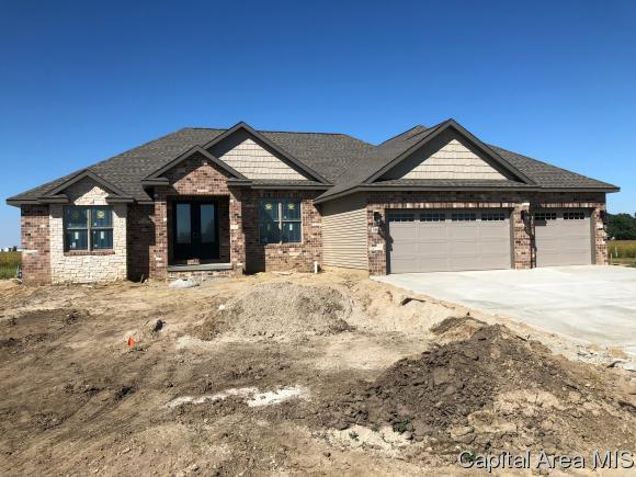 1201 Lightstone Ct, Sherman, IL 62707 (MLS #186202) :: Killebrew & Co Real Estate Team