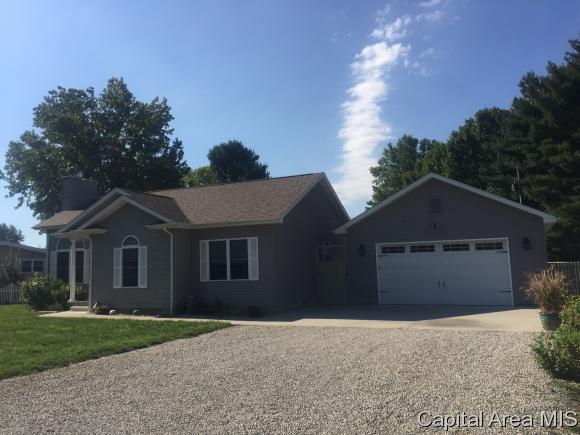 4660 Wilson Drive, Taylorville, IL 62568 (MLS #186206) :: Killebrew & Co Real Estate Team