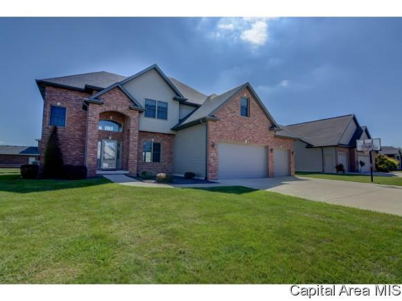 1908 Providence Ln, Springfield, IL 62711 (MLS #186211) :: Killebrew & Co Real Estate Team