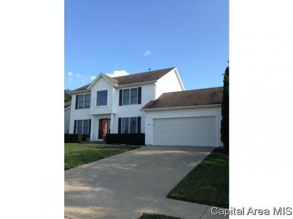 3804 Kerry Blvd, Springfield, IL 62712 (MLS #186248) :: Killebrew & Co Real Estate Team