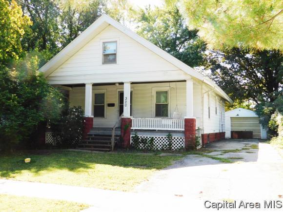320 W Reynolds St, Springfield, IL 62702 (MLS #186263) :: Killebrew & Co Real Estate Team