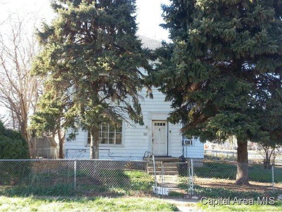 1131 N 12, Springfield, IL 62702 (MLS #186267) :: Killebrew & Co Real Estate Team