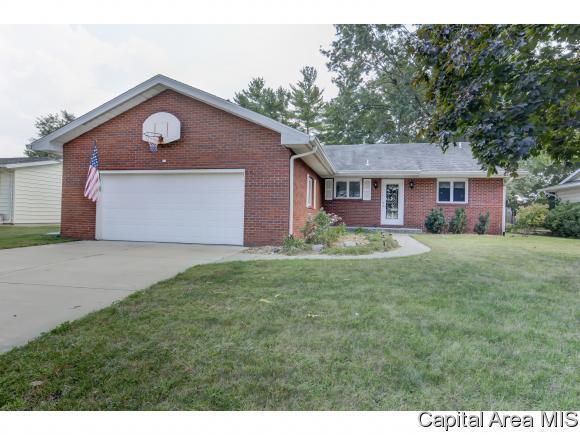 96 Laconwood Dr, Springfield, IL 62712 (MLS #186298) :: Killebrew & Co Real Estate Team