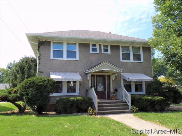 978 Jefferson St, Galesburg, IL 61401 (MLS #186299) :: Killebrew & Co Real Estate Team