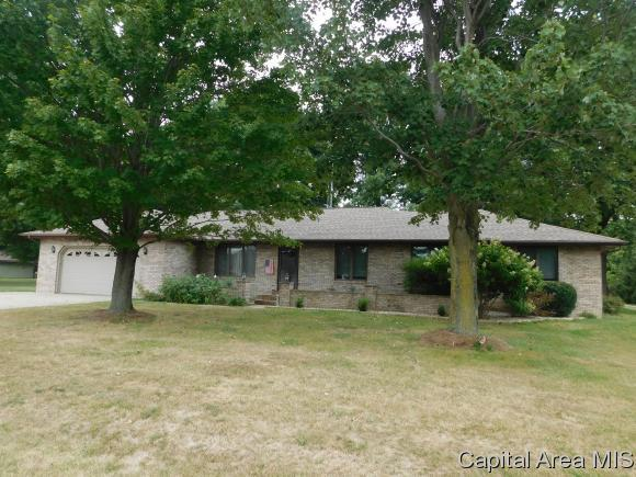 74 Sugar Creek Hills, Auburn, IL 62615 (MLS #186319) :: Killebrew & Co Real Estate Team