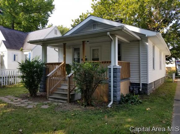 2721 S State St, Springfield, IL 62704 (MLS #186376) :: Killebrew & Co Real Estate Team