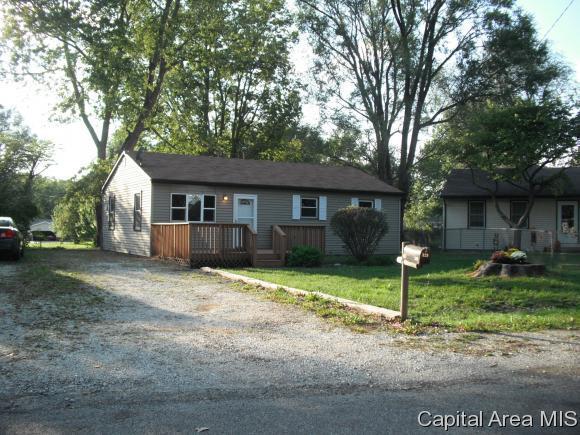 329 Water St., Rochester, IL 62563 (MLS #186655) :: Killebrew & Co Real Estate Team