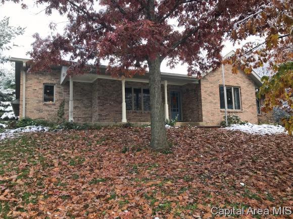 3410 Parks Lane, Rochester, IL 62563 (MLS #187225) :: Killebrew & Co Real Estate Team