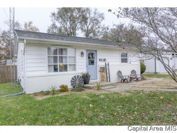338 Interurban St., Auburn, IL 62615 (MLS #187259) :: Killebrew RE
