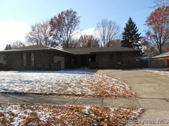 331 & 333 Norwalk Rd, Springfield, IL 62704 (MLS #187279) :: Killebrew & Co Real Estate Team