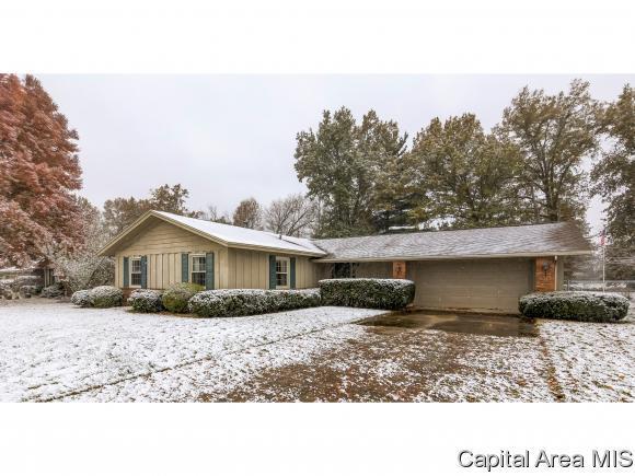 43 Marquette Lane, Springfield, IL 62707 (MLS #187280) :: Killebrew & Co Real Estate Team